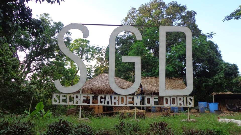 Secret Garden of Doris